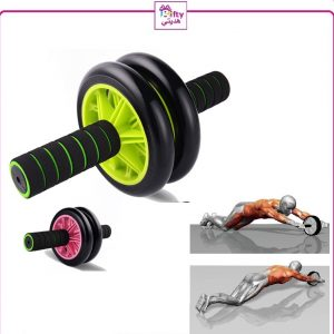 Braked AB Exercise Wheel W