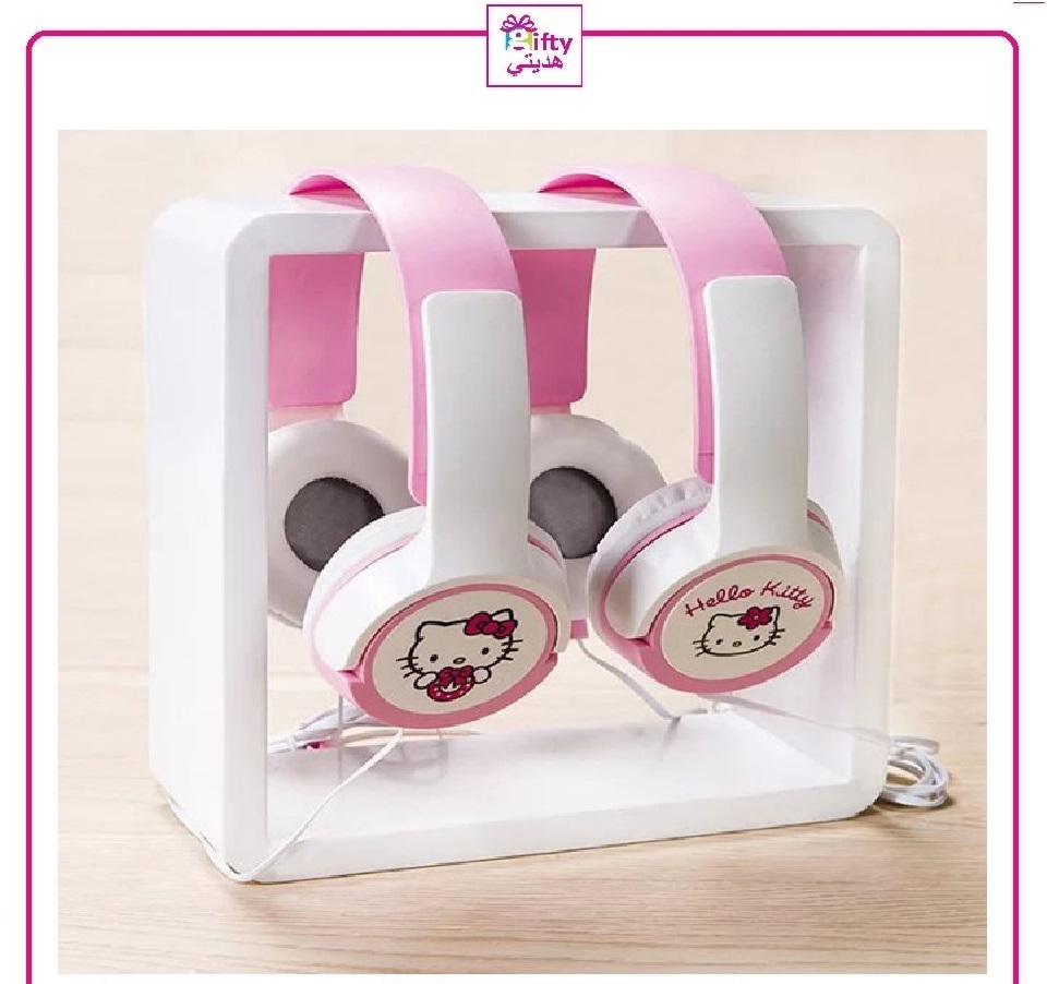 Hello kitty Headset Headphones With Microphone