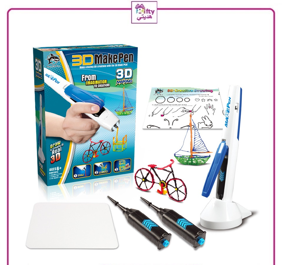 3D Drawing pen Toy w