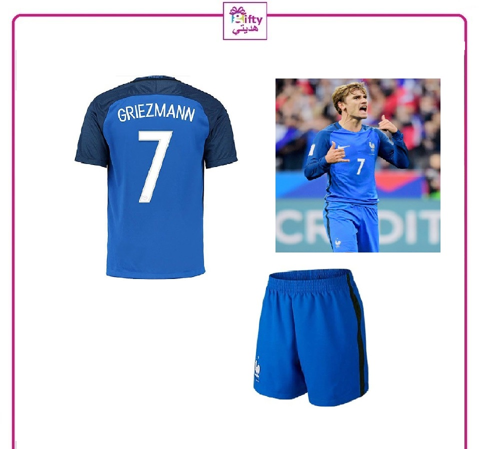 France soccer youth uniform 2018