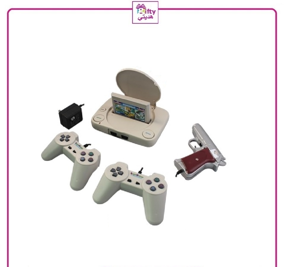 TV game console 8 bit TV game play station