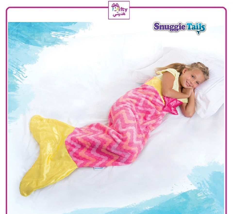 Snuggie Tails Mermaid Blanket