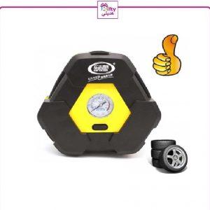 Tire Inflator Air Compressor Electrical Air Pump Portable 12v for Car W