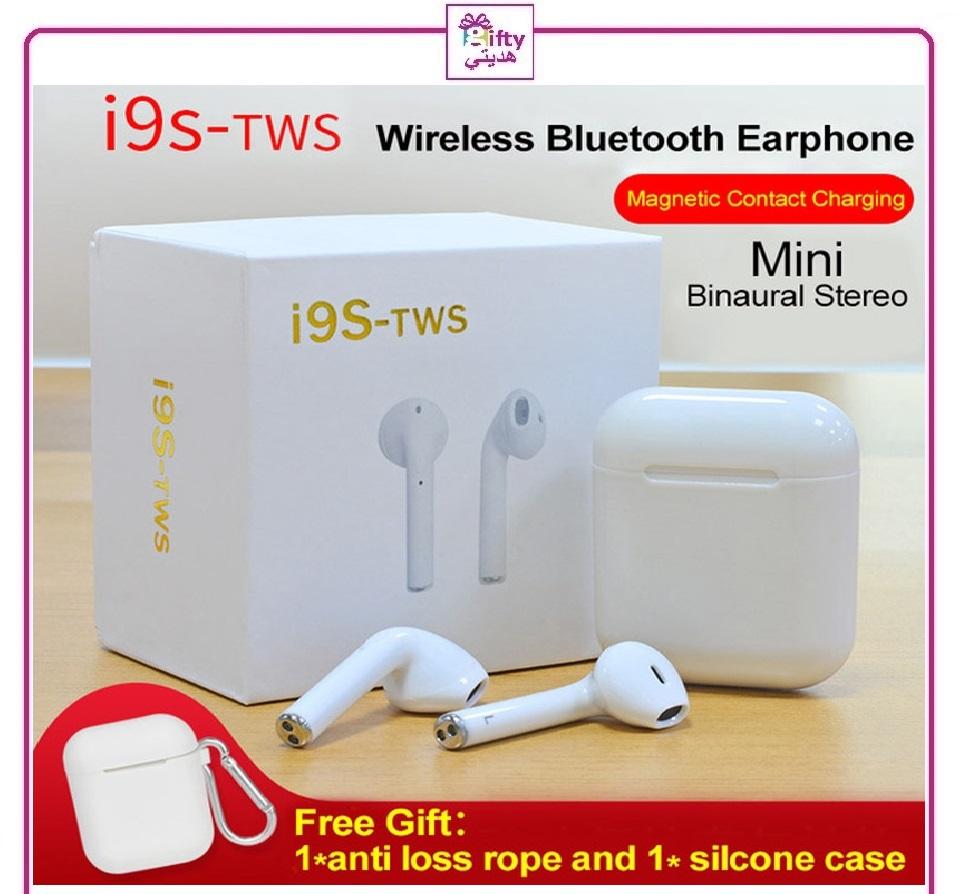 Mini Bluetooth Earbuds,I9S TWS Wireless Bluetooth Stereo