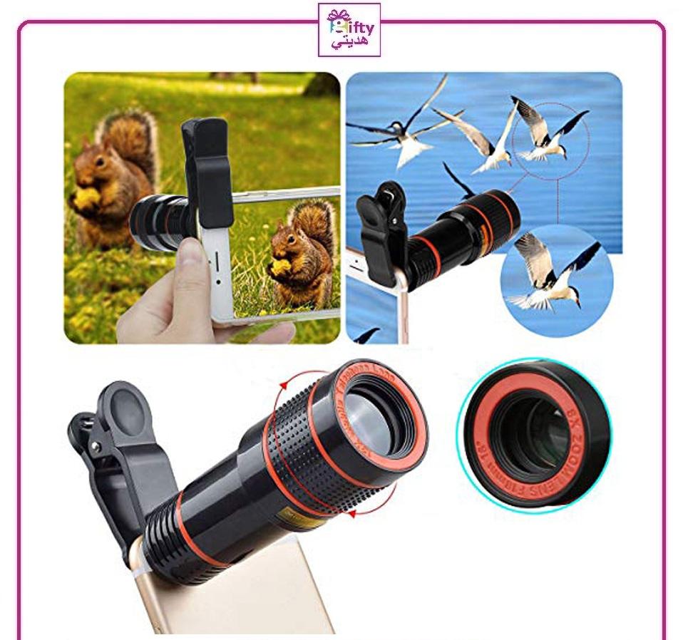 Tac Zoom High Performance Lens