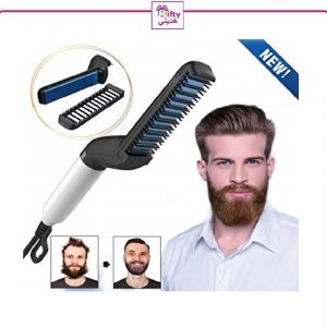 Beard Straightener Brush w