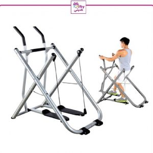 Air Walker Cross Trainer Machine w