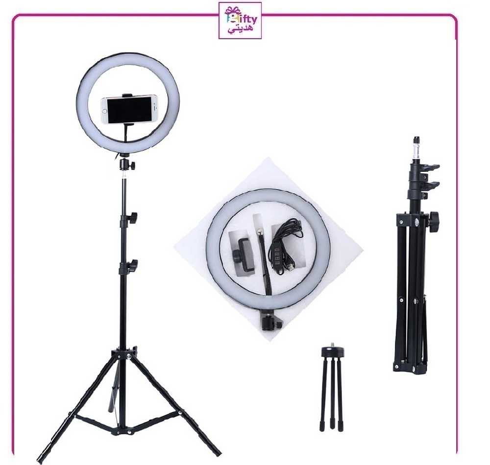 Ring Fill Light For Professional Photography